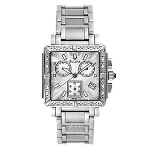 Bulova Highbridge Women's Quartz Watch 96R000