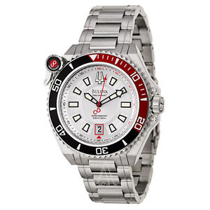 Bulova Precisionist Catamount Men's Quartz Watch 98B167