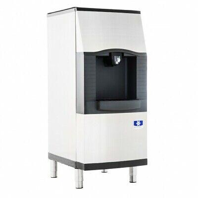 Manitowoc Spa-160 22in 120 Lb Hotel Ice Dispenser In Open Box Condition.