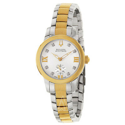 BULOVA ACCUTRON Masella  Women's Watch 65P100 Diamanti / Diamonds