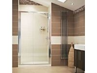 Roman Showers Lumin8 1200 Sliding Door Enclosure