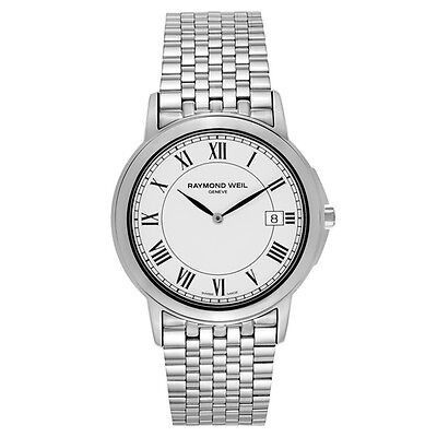 Raymond Weil Tradition Men's Quartz Watch 5466-ST-00300