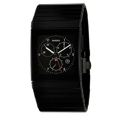 Rado Ceramica Chronograph Men's Quartz Watch R21715162