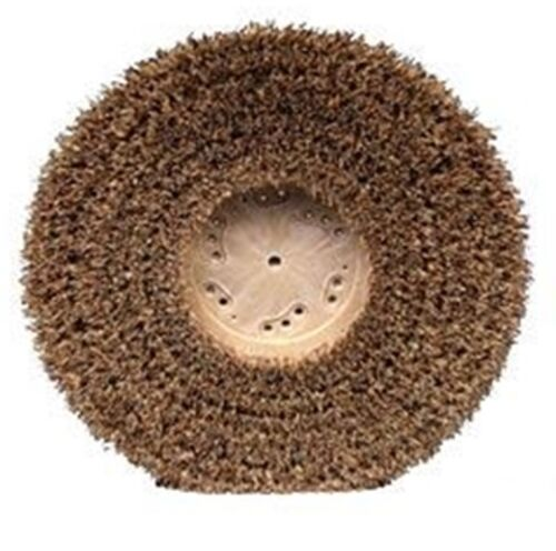 "MALISH 16"" UNION MIX SCRUB BRUSH w/NP-9200 PLATE (fits most 18"" machines)"