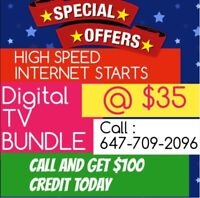 ROGERS UNLIMITED INTERNET DEALS TV HOME PHONE BUNDLES