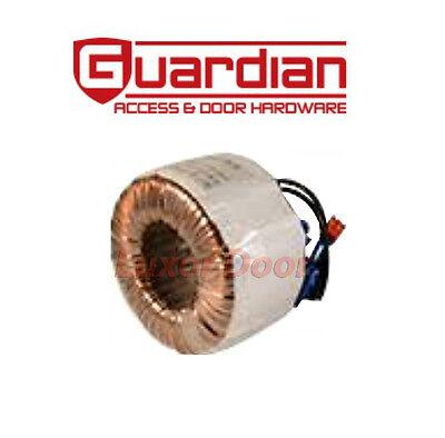 New Guardian Garage Door Opener 120 Volt To 24 Volt Output Toroid Transformer