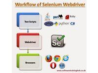 Test Automation using Selenium WebDriver - Online training course