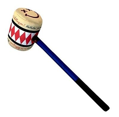 Suicide squad Harley Quinn Mallet hammer SWAT weapon cosplay costume accessory (Harley Mallet)
