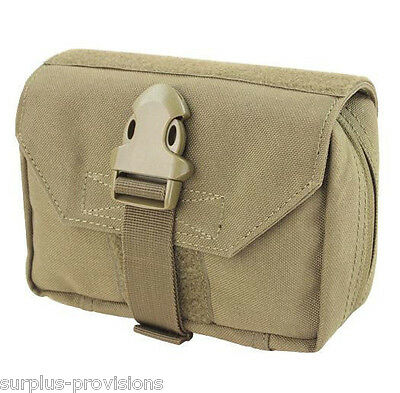 Condor Rip-away Emt First Response Pouch Tactical First Aid Medic Tan 191028
