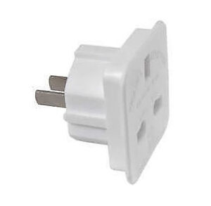UK-EU-To-AUS-USA-Travel-AC-Adapter-Plug-Converter-NEW-AUS