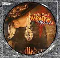 Johnny Winter 'Step Back' Picture Disc Record