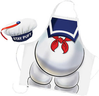 Stay Puft Hat (GHOSTBUSTERS - Stay Puft Apron & Chef Hat (Cryptozoic))