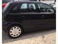 ((( LOW INSURANCE GROUP )) VAUXHALL CORSA 1.4 (55 PLATE) +5 DOORS HATCHBACK* MOT - 1 YEAR **BLACK