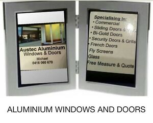 ALUMINIUM WINDOWS AND DOORS Liverpool Liverpool Area Preview