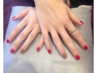 Lash extensions, waxing, shellac nails, manicures and pedicures