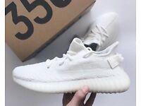 Adidas yeezy v2 350 tripple white