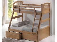 Bunk bed - 3 sleeper