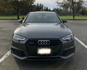 2018 A4 Technik S Line Lease Takeover ($6000 savings)