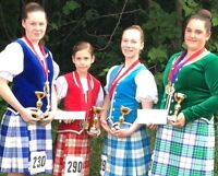 Fundraising Events & Donations Guelph Highland Dancers, ON