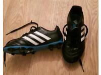 Kids addidas football boots/shoes/trainers