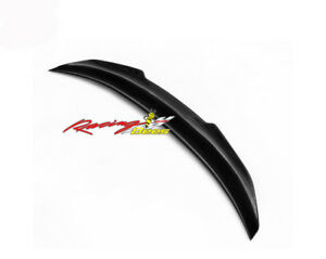 2015-2017 BMW F82 Coupe PSM STYLE Trunk Spoiler CARBON FIBER