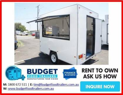 COFFEE FOOD TRAILERS FROM $12,500 GREAT VALUE QUALITY TOWNSVILLE