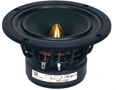 2x Tang Band W5-2106 , hervorragender 5 Zoll Breitbänder , 157 mm , 8 Ohm