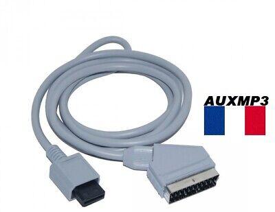 Cable RGB PERITEL POUR console WII