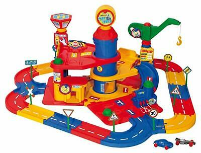 Used, Wader Park Tower And Street Playset With Cars - 3 Floors for sale  Glasgow