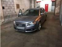 Audi a4 2.0 b7 tdi s-line avant breaking