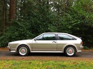 Wanted: 1981-1992 VW Scirocco