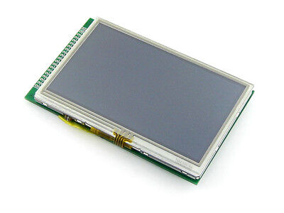 4.3inch Tft Touch Display 480x272 24-bit Parallel Dots Multicolor Graphic Lcd