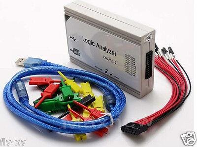 100mhz 16ch250mhz 8ch Pc Usb Logic Analyzer With Support I2c Spi Uart And Pwm