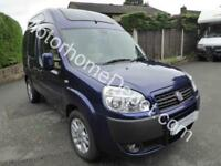 Fiat Doblo Dynamic campervan 2 berth for sale ref; 15152