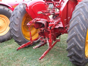 Wanted - Massey Harris 44 3 point hitch