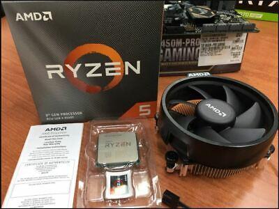 ⭐[AMD] Ryzen 5 3600 6Core 12Thread 3.6GHz 7nm PCIe4.0 65W CPU Processor!! ⭐
