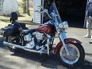 1990 Heritage Softail Classic
