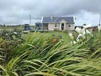 Little Irish Gem of a cottage on Mayo Atlantic Coastline, Ireland. Ideal Equestrian, Artist, Yoga