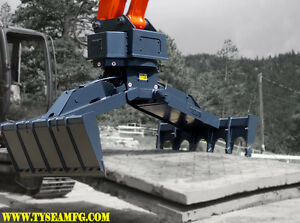 Wheel Loader, Skid Steer, Excavator Attachment Rentals & Sales