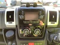 Fiat 2.3 Swift Spirit 674 Escape 129 BHP -Just 14,000 Miles 1 OWNER 4 BELT SEATS