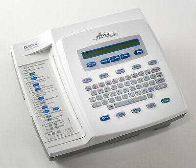 Burdick Atria 3100 Ekg Machine -no Interpretation