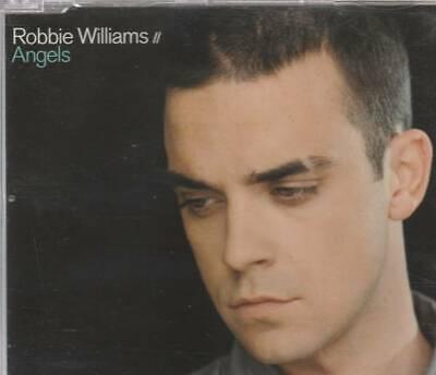 MUSIC-CD - Robin Williams - Angels - Single Track 4 ()