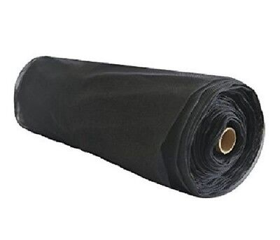 Agfabric® Safe and Sound Black Garden Netting Mosquito Netting ()
