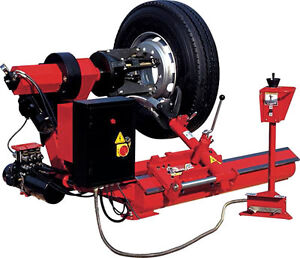 New Truck/Bus/Tractor Tyre Changer Machine Bright LC588S Coolangatta Gold Coast South Preview