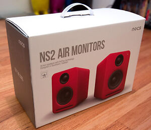 Noc ns2 air monitor speakers wireles  v2 $325