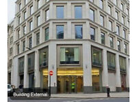 BANK Private & Serviced Office Space to Let, EC2V - Flexible Terms | 2 - 78 people