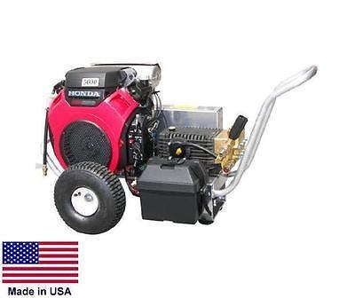 Pressure Washer Portable - Cold Water - 4.5 Gpm - 5000 Psi - 20.8 Hp Honda - Cat