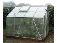 Eden Greenhouse 8' by 6'