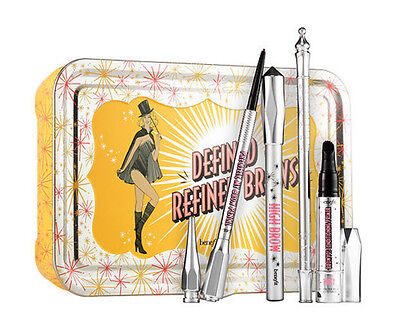 NEW BENEFIT Defined & Refined Brows Kit -High Brow, BROWVO, Brow Pencil MORE #3