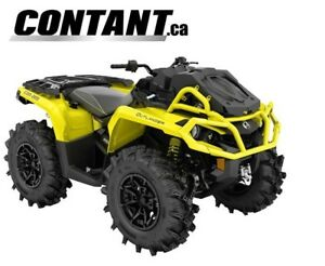 2019 VTT Can-Am Outlander  Outlander X MR 850